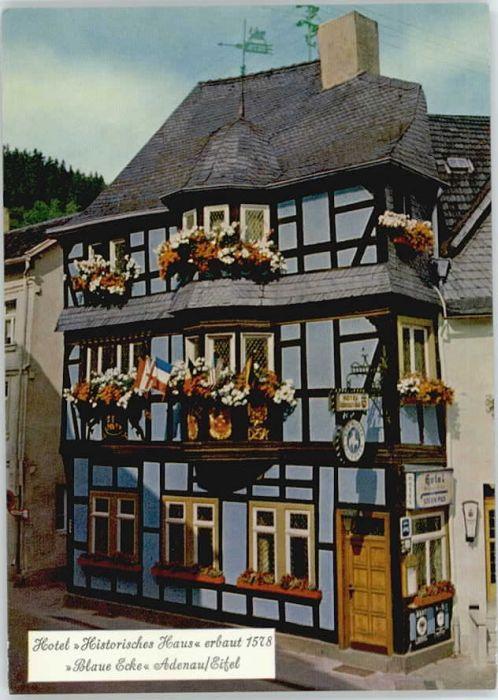 Adenau Adenau Hotel historisches Haus * / Adenau /Ahrweiler LKR