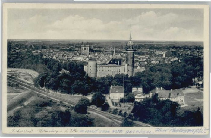 Wittenberg Lutherstadt Wittenberg  * / Wittenberg /Wittenberg LKR