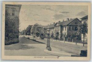 Meiningen Thueringen Meiningen Bernhardstrasse x / Meiningen /Schmalkalden-Meiningen LKR
