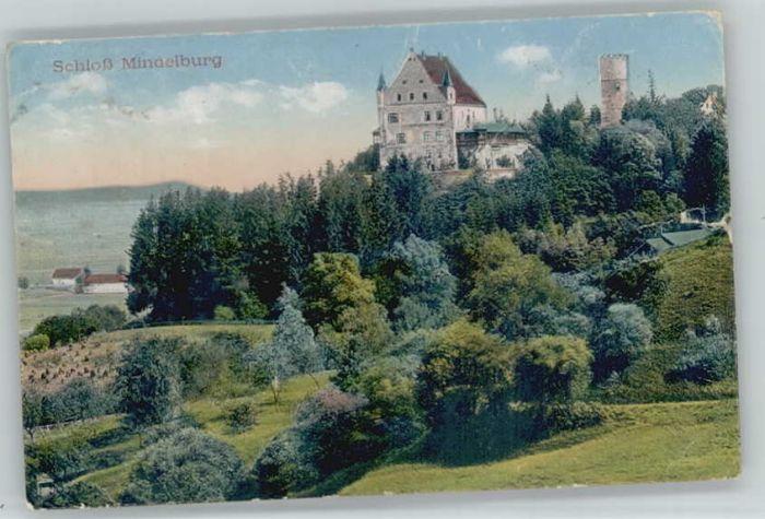 Mindelheim Schloss Mindelburg x