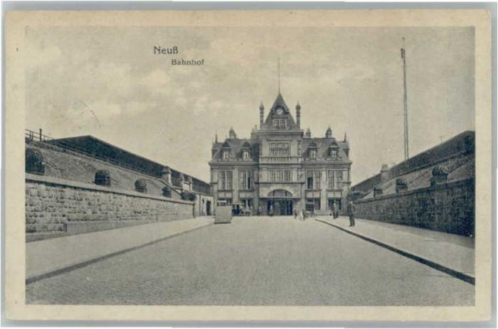 Neuss Neuss Bahnhof x / Neuss /Rhein-Kreis Neuss LKR
