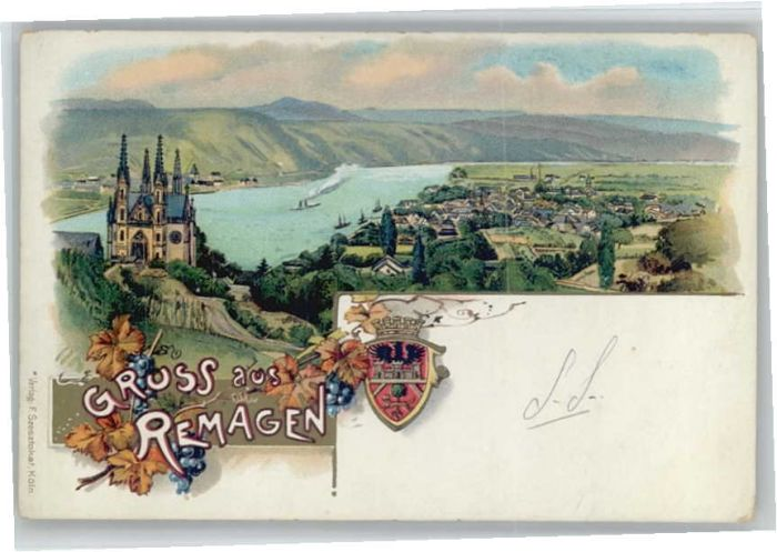 Remagen Remagen  * / Remagen /Ahrweiler LKR