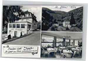 St Goar Pension Cafe Jost *