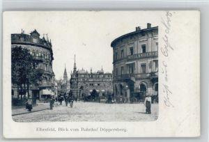 Elberfeld Wuppertal Elberfeld Bahnhof Doeppersberg x / Wuppertal /Wuppertal Stadtkreis