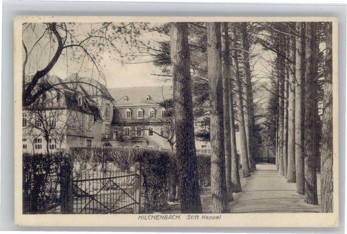 Hilchenbach Siegerland Hilchenbach Stift Keppel x / Hilchenbach /Siegen-Wittgenstein LKR