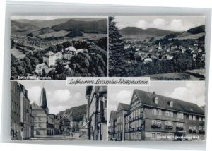 Bad Laasphe Hotel Wittgensteiner Hof Schloss Wittgenstein x