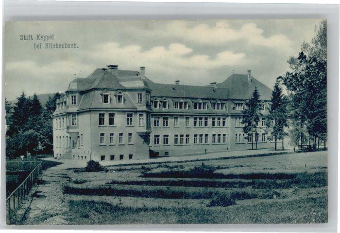 Hilchenbach Siegerland Hilchenbach Stift Keppel * / Hilchenbach /Siegen-Wittgenstein LKR