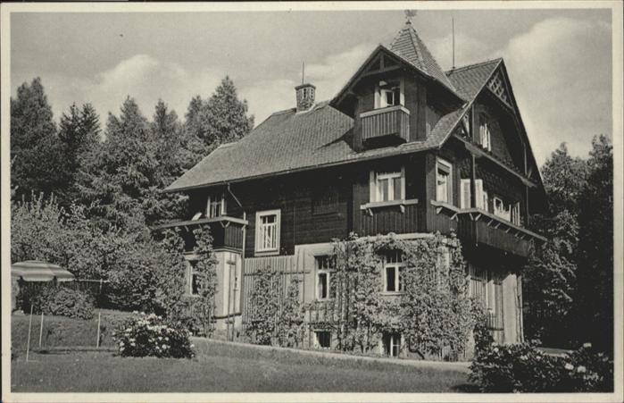 Jonsdorf Jonsdorf Haus Fernblick * / Kurort Jonsdorf /Goerlitz LKR