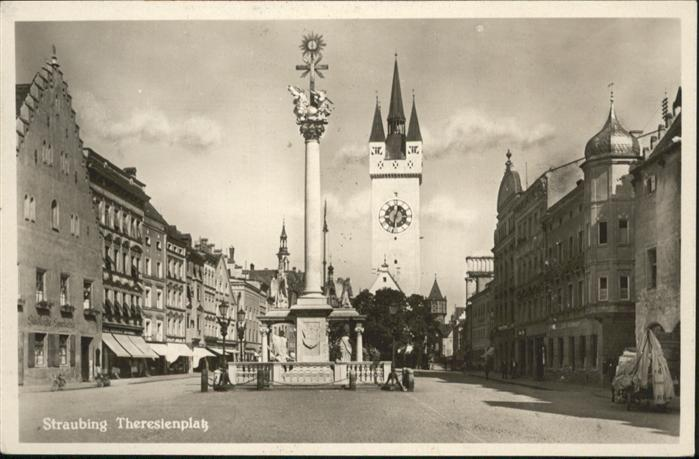 Straubing Theresienplatz x
