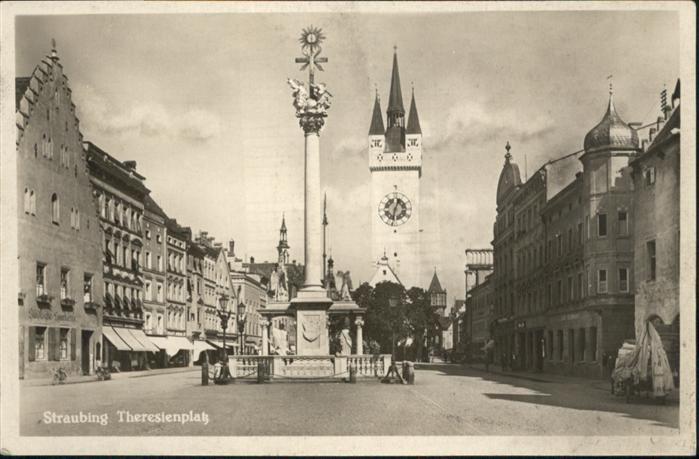 Straubing Theresienplatz *