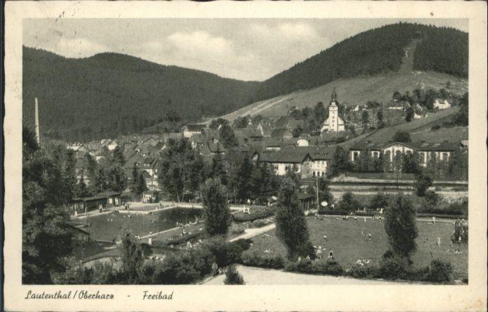 Lautenthal Harz Schwimmbad x