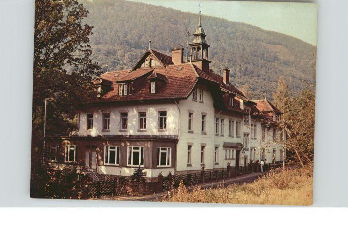 Edenkoben Weinstrasse Sanatorium LVA *