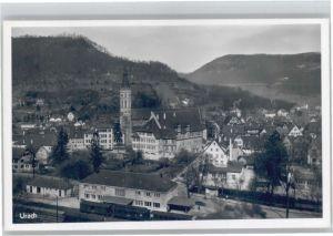 Bad Urach Bahnhof *