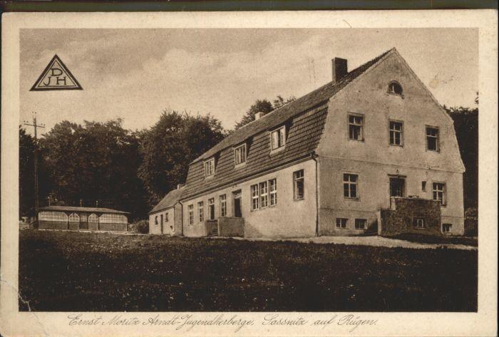 Sassnitz Jugendherberge Ernst Moritz Arndt