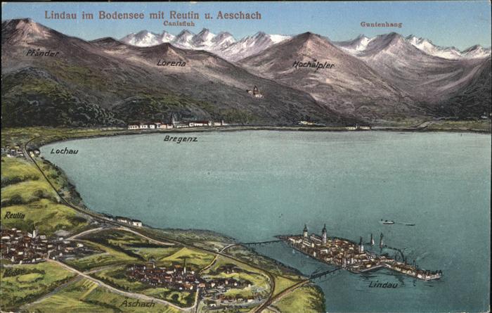 Bregenz Vorarlberg Lindau Aschach Lochau / Bregenz /Rheintal-Bodenseegebiet