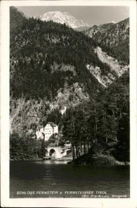 Bregenz Vorarlberg Schloss Fernstein Tirol / Bregenz /Rheintal-Bodenseegebiet