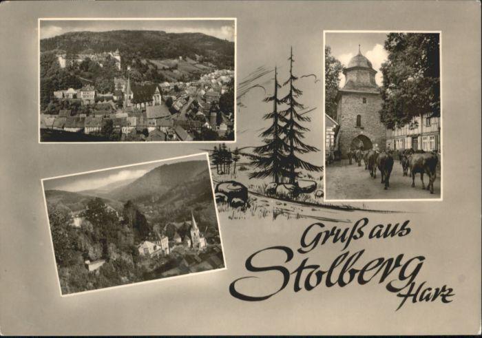 Stolberg Harz Stolberg Harz  * / Stolberg Harz /Mansfeld-Suedharz LKR