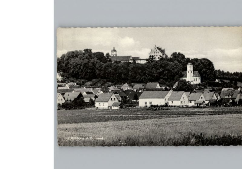Neuburg a. d. Kammel Kaltwintergarten