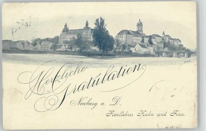 Neuburg Donau Neuburg Donau  x / Neuburg a.d.Donau /Neuburg-Schrobenhausen LKR