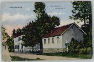 Aschaffenburg Rohrbrunn Wirtschaft x