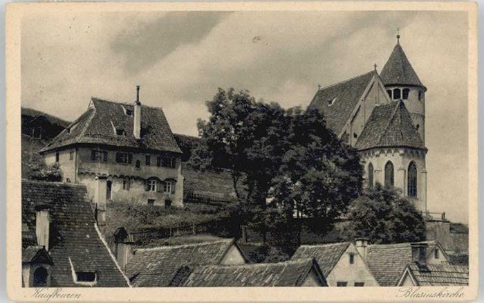 Kaufbeuren Blasiuskirche x