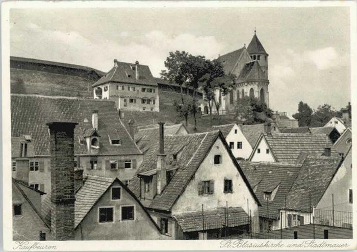 Kaufbeuren St. Blasiuskirche x