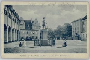 Dessau-Rosslau Dessau Markt x / Dessau-Rosslau /Anhalt-Bitterfeld LKR