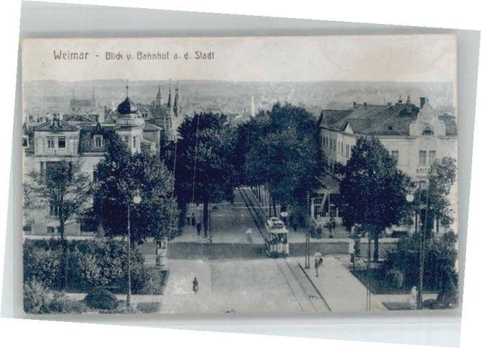 Weimar Thueringen Weimar  * / Weimar /Weimar Stadtkreis