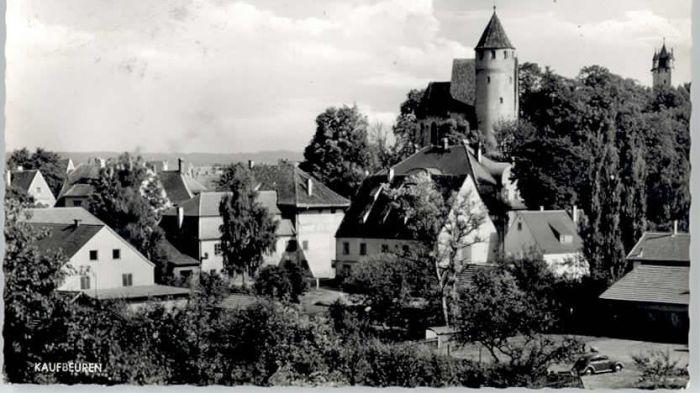 Kaufbeuren Blasiuskirche Fuenfknopfturm x