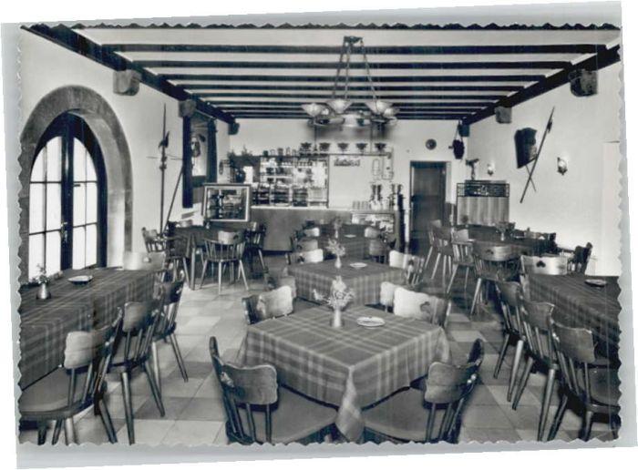 Rengsdorf Cafe Restaurant Pension zur Waldburg *
