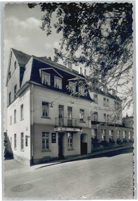 Rengsdorf Hotel zur Post *