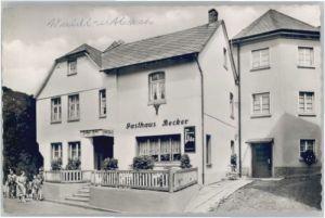 Waldbreitbach Pension Gasthaus Becker *