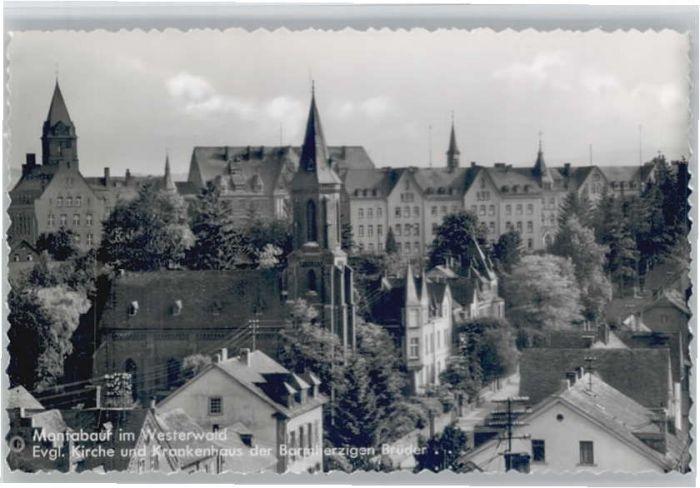 Montabaur Krankenhaus Barmherzige Brueder *