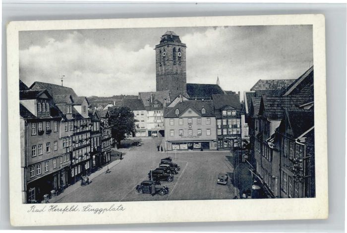 Bad Hersfeld Linggplatz *