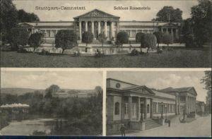 Bad Cannstatt Schloss Rosenstein / Stuttgart /Stuttgart Stadtkreis