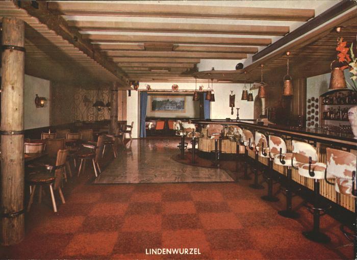 Rengsdorf Hotel zur Linde Lindenwurzel / Rengsdorf /Neuwied LKR