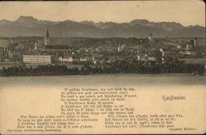 Kaufbeuren  / Kaufbeuren /Kaufbeuren Stadtkreis