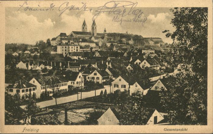 Freising Oberbayern  / Freising /Freising LKR
