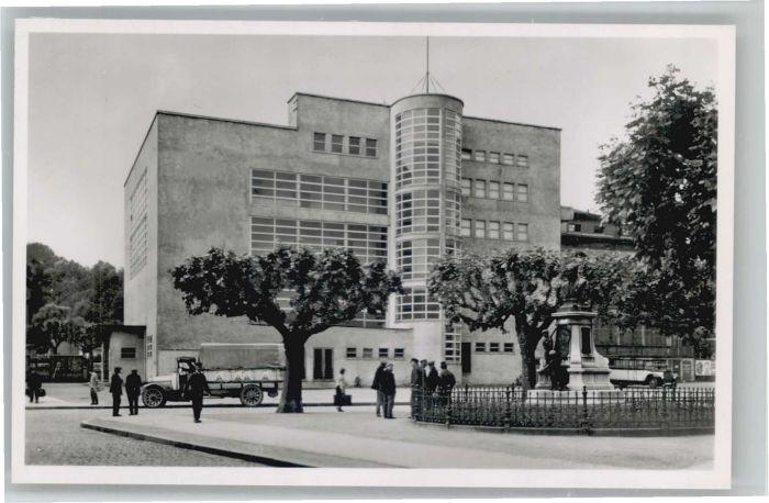 Neustadt Weinstrasse Saalbau Theater *