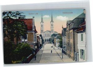 Lahr Schwarzwald Lahr Schillerstrasse * / Lahr /Ortenaukreis LKR