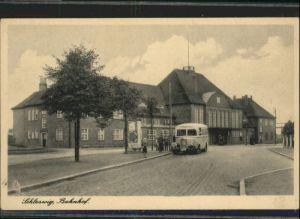 Schleswig Holstein Schleswig Bahnhof   * / Schleswig /Schleswig-Flensburg LKR