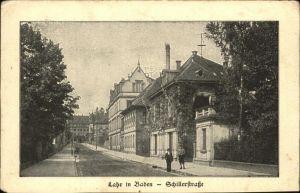 Lahr Schwarzwald Schillerstrasse / Lahr /Ortenaukreis LKR
