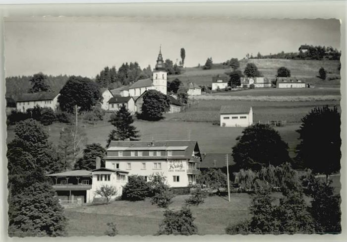 Warmensteinach Hotel Krug *