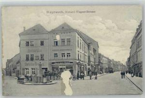 Bayreuth Bayreuth Richard-Wagner-Strasse * / Bayreuth /Bayreuth LKR