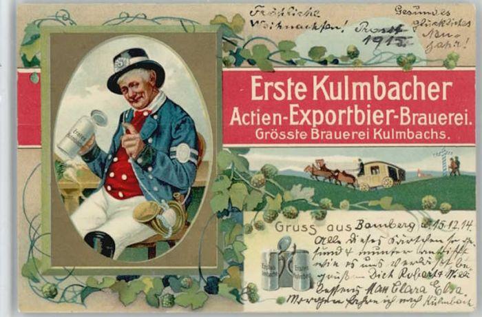 Kulmbach Brauerei x