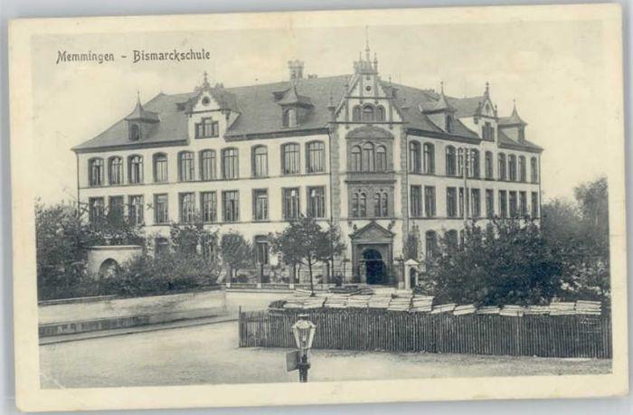 Memmingen Memmingen Bismarckschule x / Memmingen /Memmingen Stadtkreis