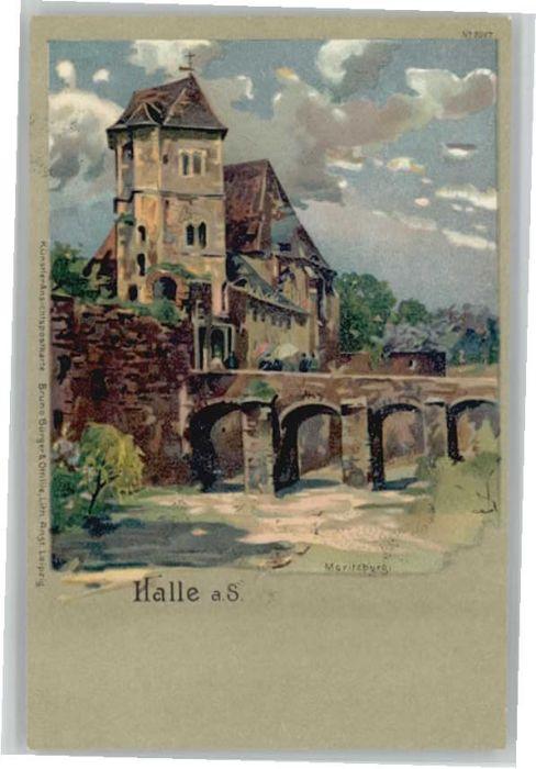 Halle Saale Halle Saale Moritzburg * / Halle /Halle Saale Stadtkreis