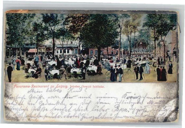 Leipzig Panorama Restaurant Oswald Schlinke x