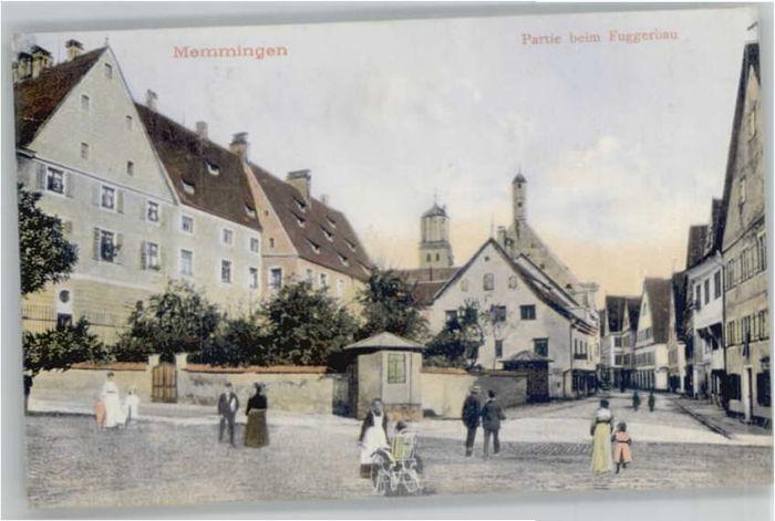 Memmingen Memmingen Fuggerbau * / Memmingen /Memmingen Stadtkreis