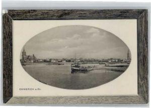 Emmerich Rhein Emmerich  * / Emmerich am Rhein /Kleve LKR